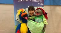 "Our Primary students were treated to an engaging performance on Monday afternoon, June 11th. Kelly Haines brought her puppets and uplifting messages of inclusion and ""You can do […]"
